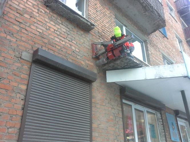 Ремонт и восстановление балконной плиты в туле.